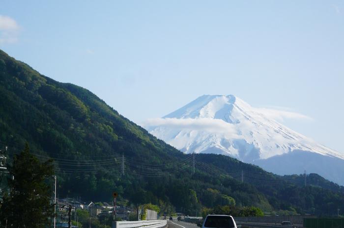 日帰り 富士山 ドライブ