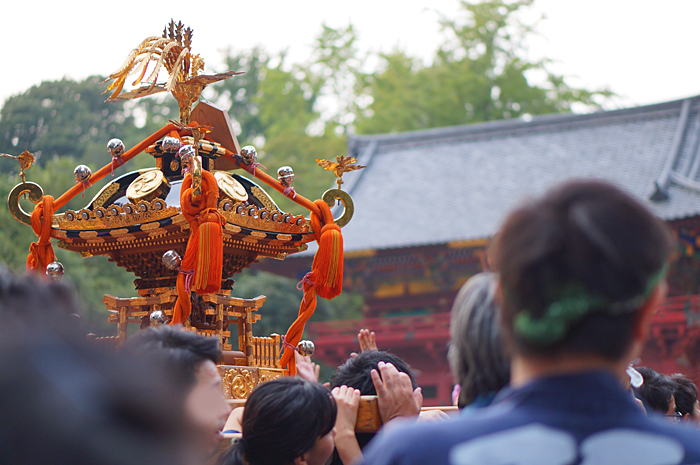根津神社例大祭