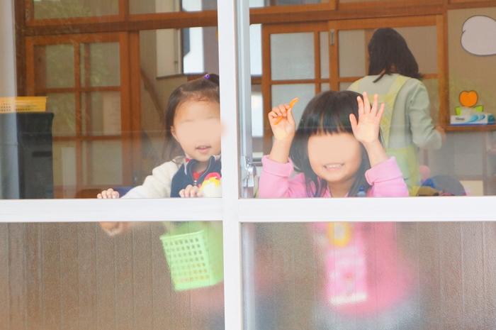 幼稚園 年少さん