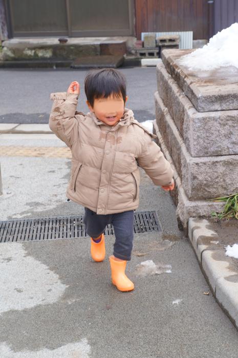 東京 雪合戦
