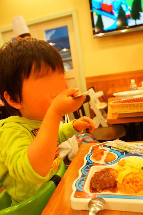 トーマスタウン 新三郷 カフェ レストラン