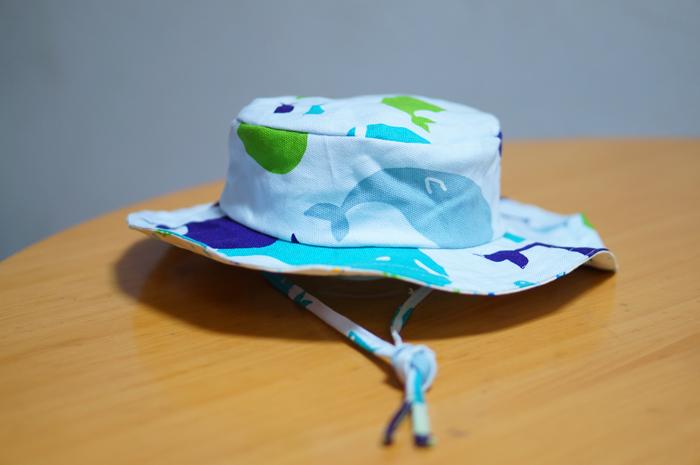 ハンドメイド 手作り キッズ 帽子