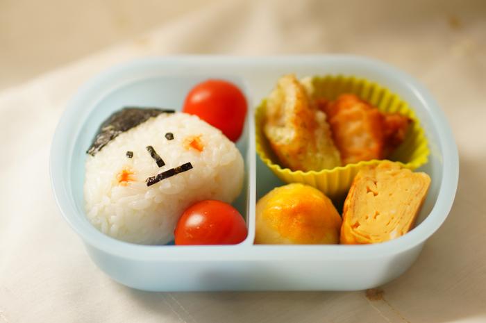 幼稚園 お弁当 キャラ弁