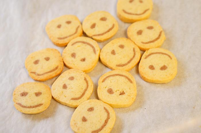 アイスボックスクッキー にこちゃん
