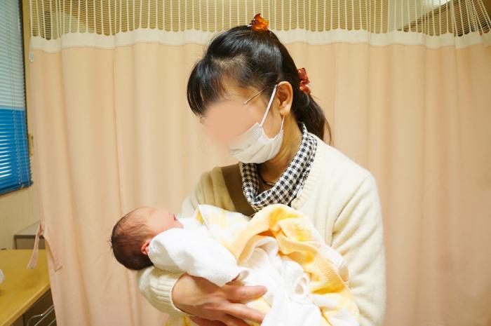 次女 出産 ばーちゃん