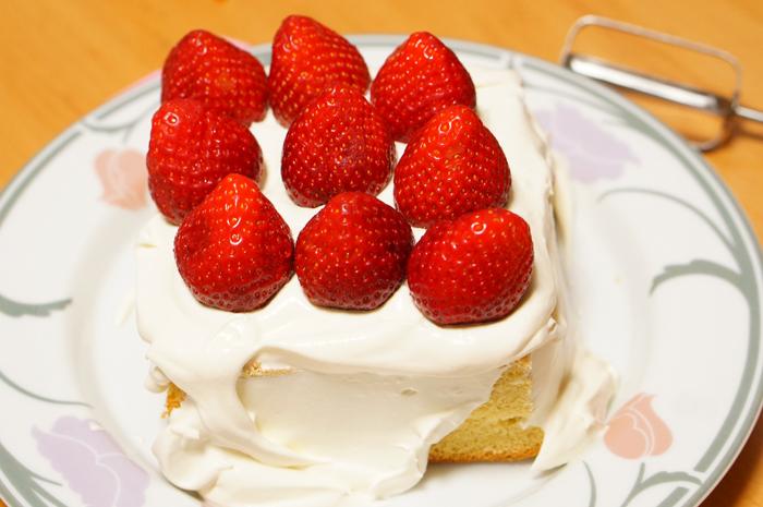 ひな祭り 手作り ケーキ