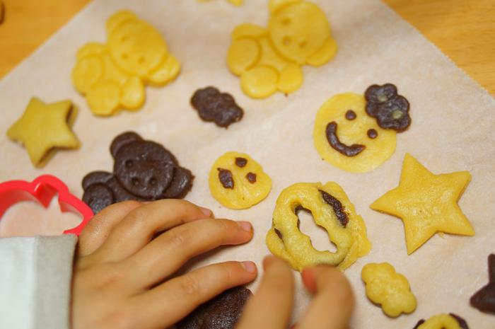 長女 手作り クッキー