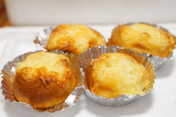 ポテトパン たらこ 手作りパン