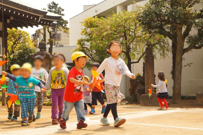 幼稚園 風車 長女 長男