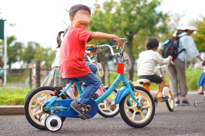 自転車公園