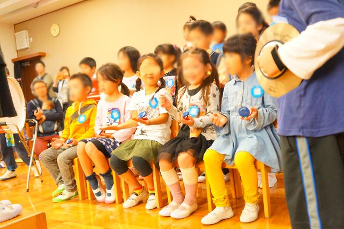 なーちゃん 合奏 幼稚園