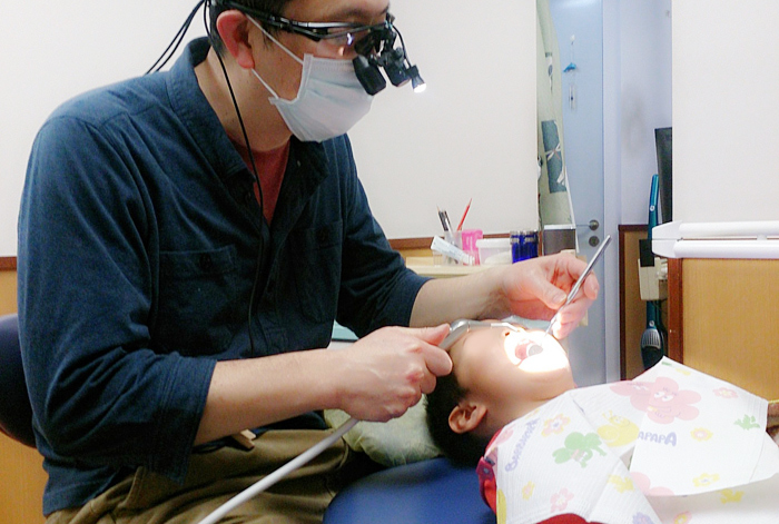 歯医者 虫歯