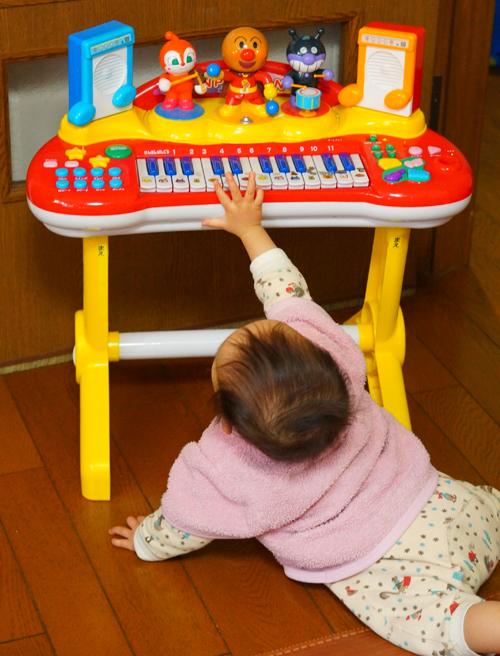 ピアノ 次女