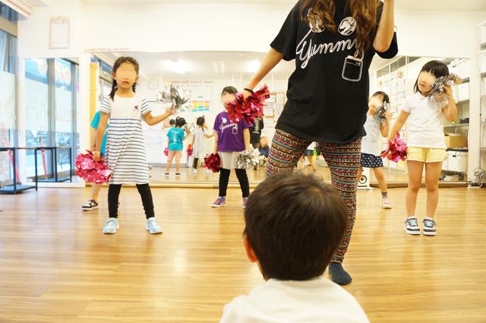 チア ダンス