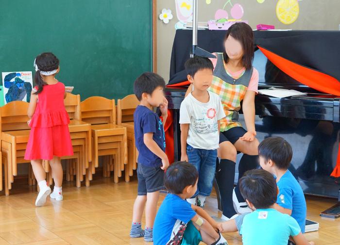 年中 幼稚園 身長