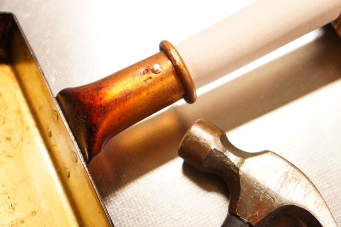 中村銅器製作所 卵焼き器 柄の交換