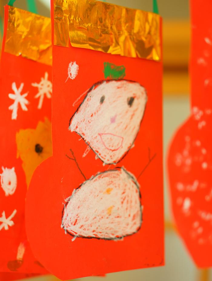 幼稚園 クリスマス かーくん