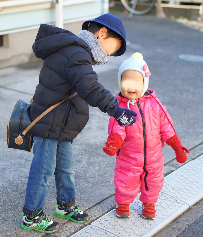 かーくん まーちゃん 幼稚園