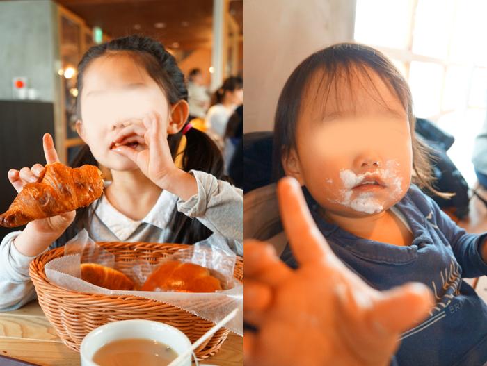 パン なーちゃん まーちゃん