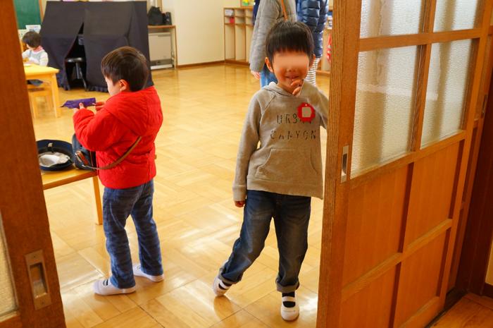 かーくん 幼稚園