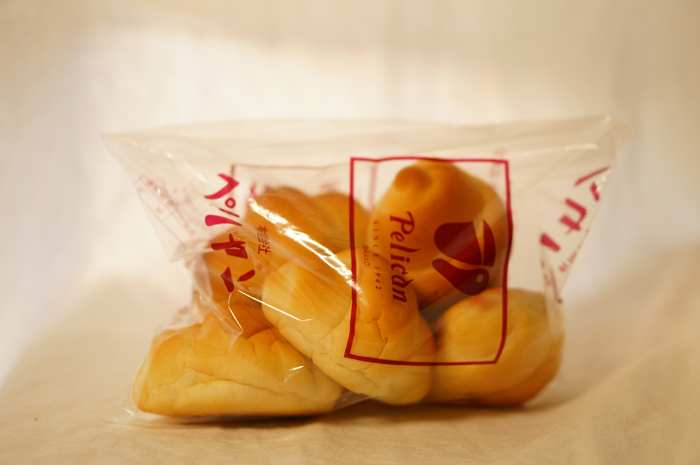 ペリカン ロールパン