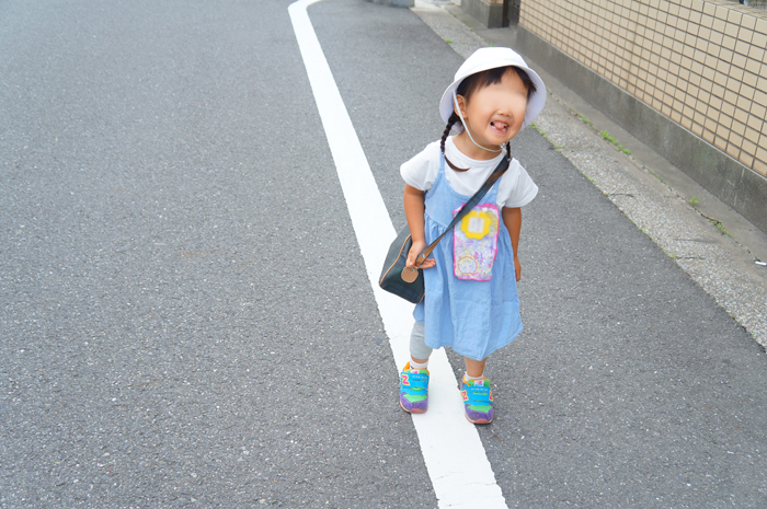 次女 幼稚園 年少