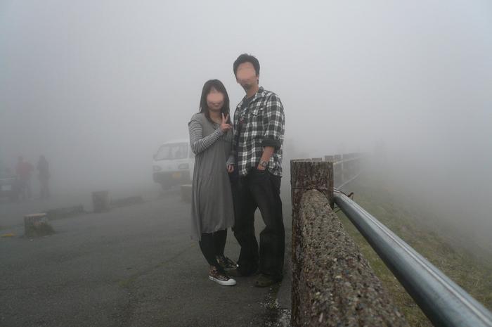 日帰り 富士山 ドライブ 霧